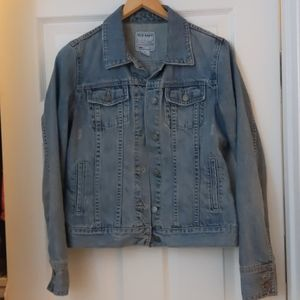 The perfect jean jacket ♥️